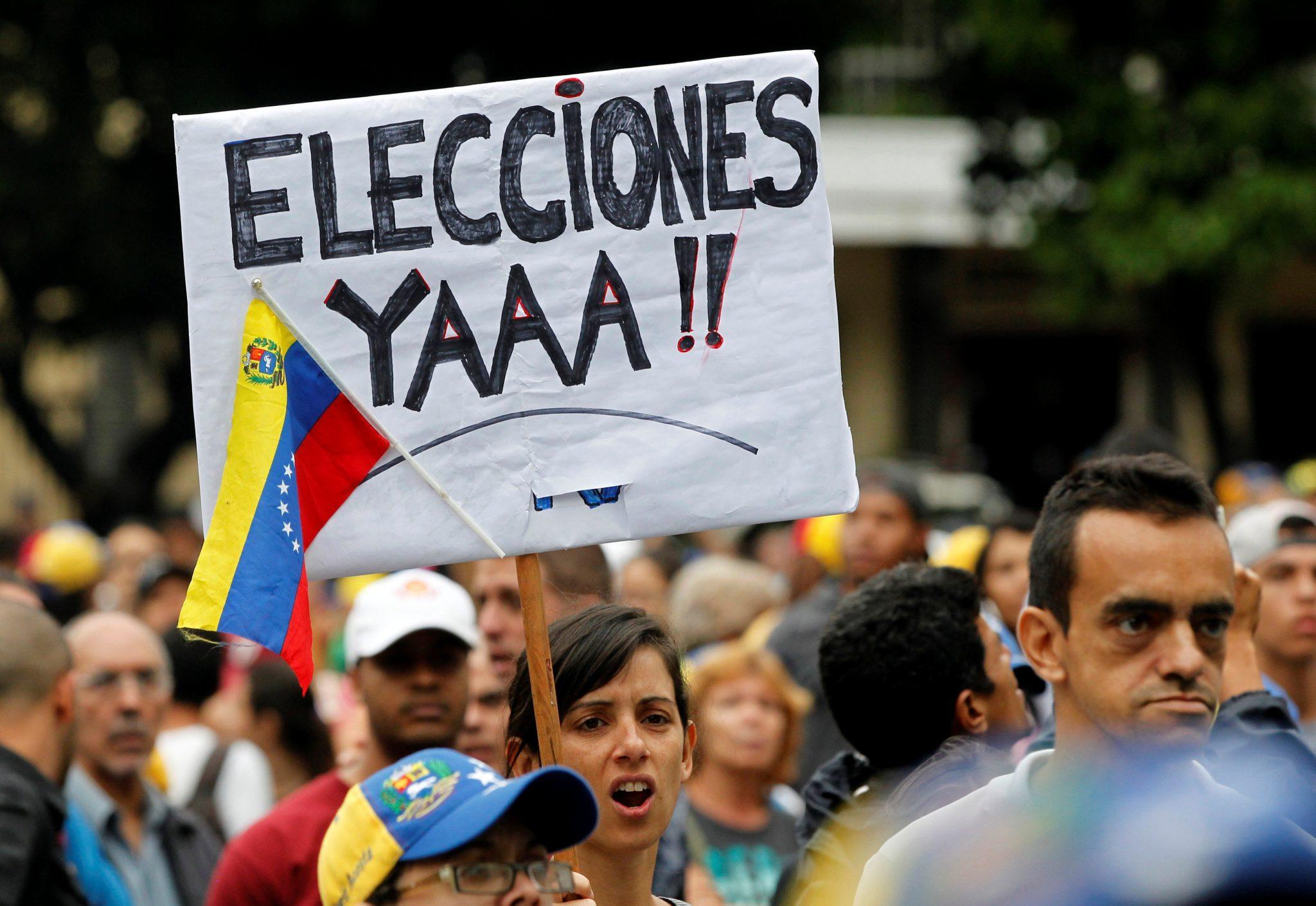 MUNDO | Veinte muertos en las protestas en Venezuela