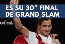Federer en Abierto de Australia