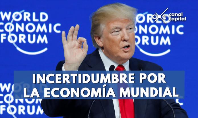 Davos plantea debates sobre la economía mundial