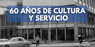 60 años Luis Ángel Arango