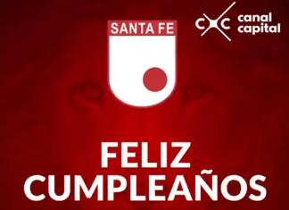 Cumpleaños Santa Fe
