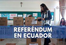 reelección ecuador