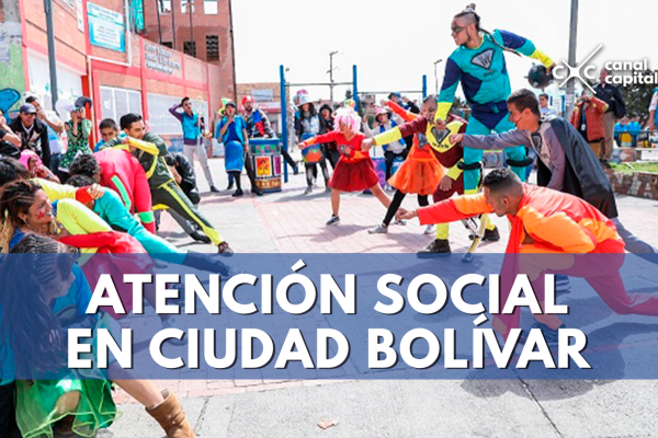 Foto: Alcaldía Bogotá