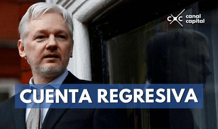 detención Julian Assange
