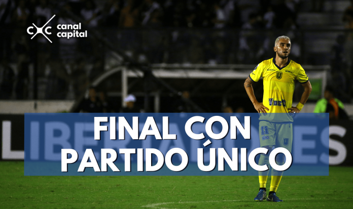 Copa Libertadores con final única