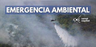 conflagraciones Colombia