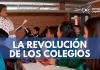 la revolución de los colegios