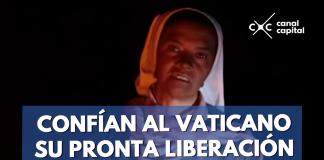 Liberación monja colombia