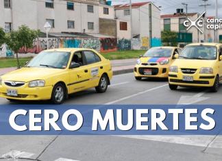 Cero muertes con taxis