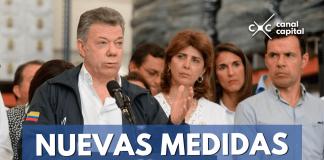medidas frontera con Venezuela