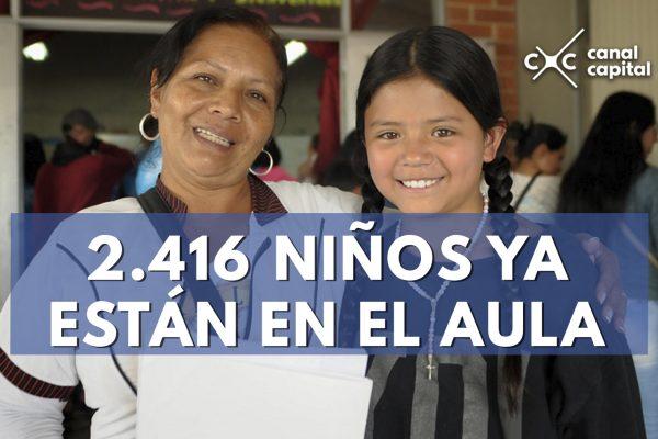Foto de: Secretaría de Educación.