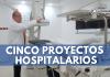 cinco hospitales en Bogotá