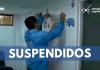 suspendidos prestadores de salud