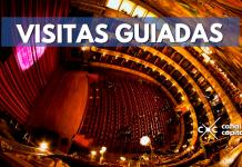 Visitas guiadas Teatro Colón