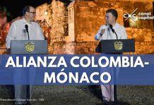 Alianza Colombia Mónaco