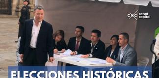elecciones históricas