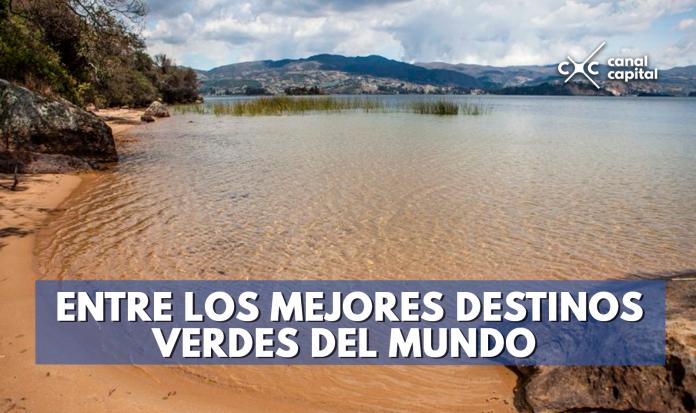 Lago de Tota, entre los mejores destinos verdes del mundo.
