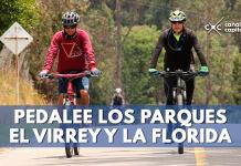 recorra la ciudad en bici este domingo