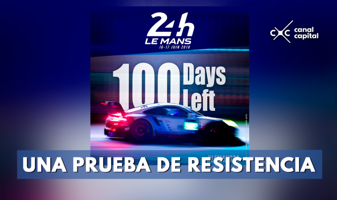 Juan Pablo Montoya correrá en la 24 Hours of Le Mans