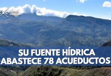 Gobierno protege área en Huila