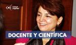 Primera rectora mujer de la Universidad Nacional
