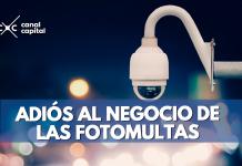 nueva reglamentación sobre las fotomultas