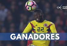 Colombia remontó y le ganó 3 a 2 a Francia