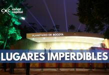 Estos son los lugares que debe visitar si vive en Bogotá
