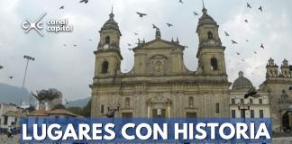 lugares emblemáticos Bogotá