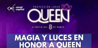 Queen en Planetario Bogotá