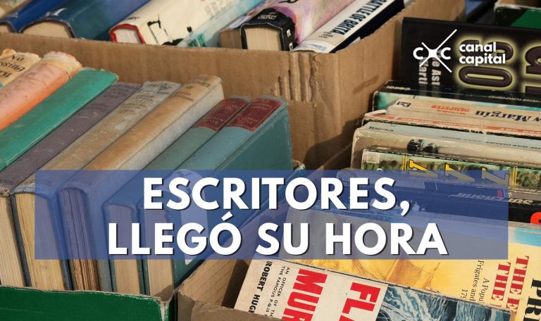 Convocatoria para autores independientes.