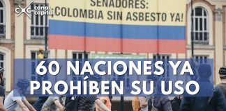 Nueva marcha para prohibir el asbesto
