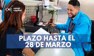 hasta el miércoles 28 de marzo hay plazo para pagar el impuesto predial en Bogotá