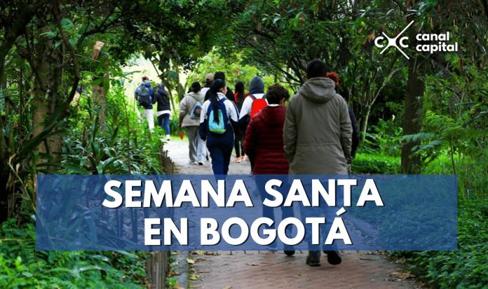 Semana Santa en Bogotá