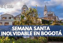 Semana Santa Bogotá