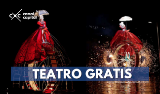 Disfrute de la clausura del Festival Iberoamericano de Teatro