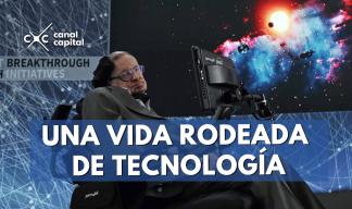 Stephen Hawking voz