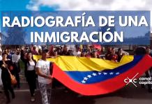 inmigrante venezolano