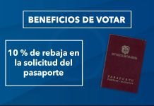 Beneficios de votar