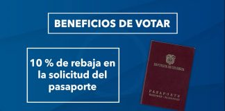 Beneficios de votar