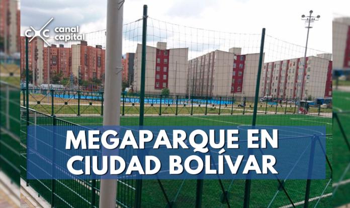 Megapárque en Ciudad Bolívar es casi un hecho