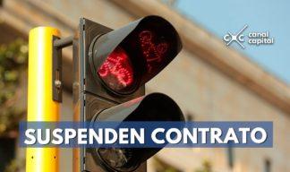 contrato de semáforos