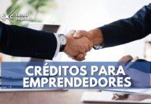 créditos para emprendedores
