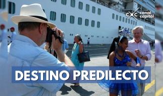 Llegada de turistas extranjeros a Colombia aumentó en el primer bimestre del 2018