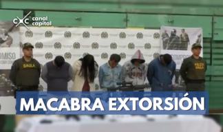 Comerciantes de Soacha eran extorsionados