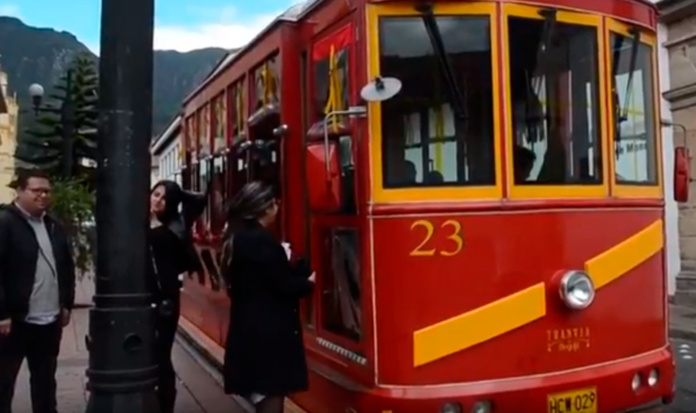 Este fue el medio de transporte más antiguo de Bogotá