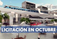 licitación metro de Bogotá