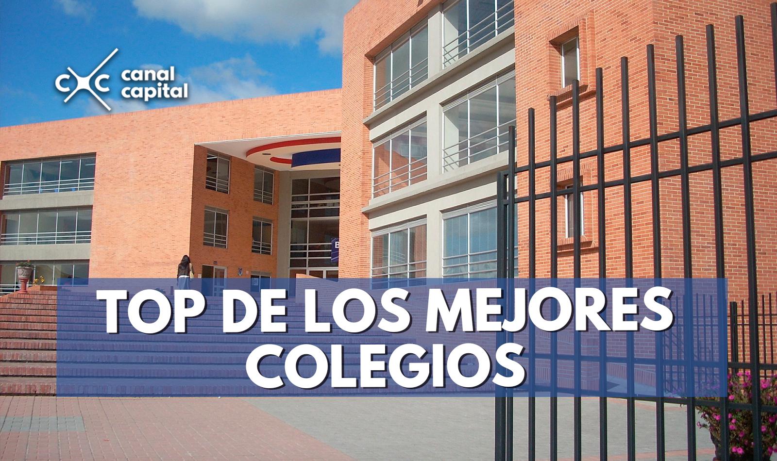 Bogotá arrasa en la lista de los mejores colegios de