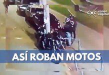 robar motos