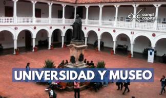 museo en la Universidad del Rosario